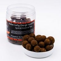 Hookbait boilies Orange Squidpills
