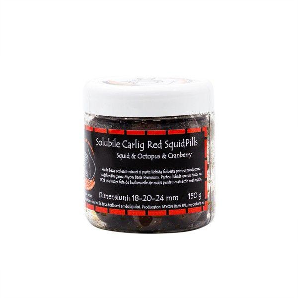 Hookbait solubile Red SquidPills