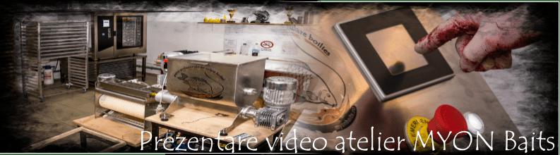 Prezentare video MYON Baits